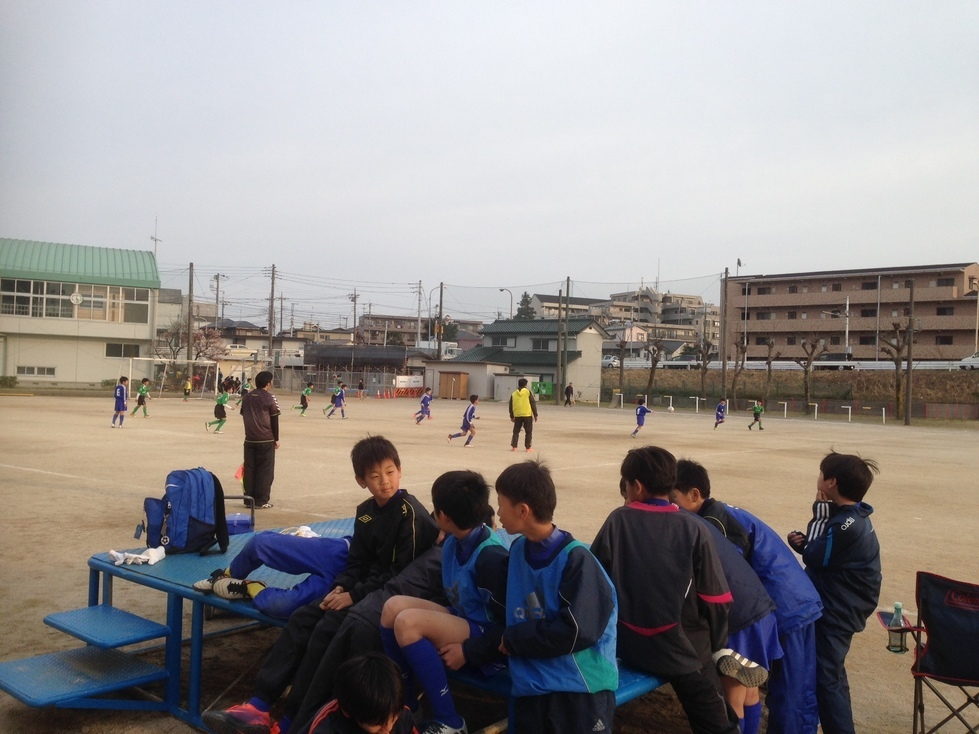 Kawagoe FC Middle Junior Soccer Team Blog